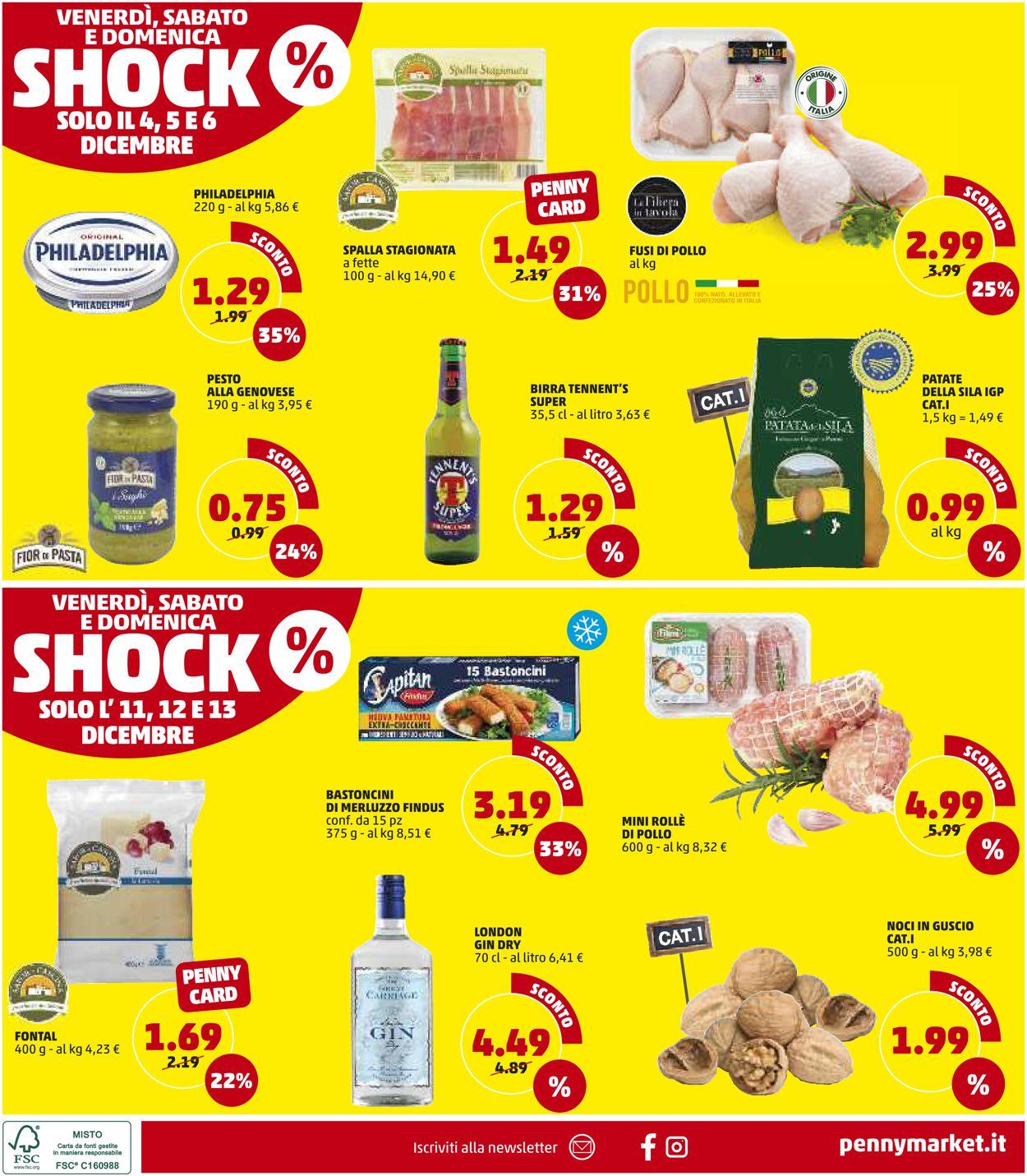 Volantino Penny Market - Natale 2020 - SUD ITALIA - Offerte 03/12-13/12/2020 (Pagina 20)