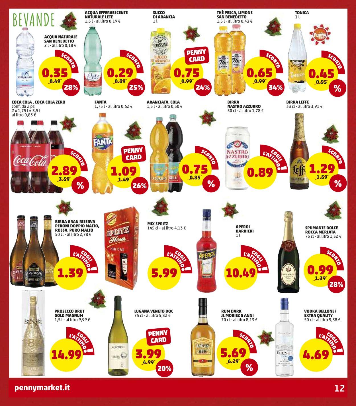 Volantino Penny Market - Natale 2020 - Sicilia - Offerte 14/12-27/12/2020 (Pagina 12)