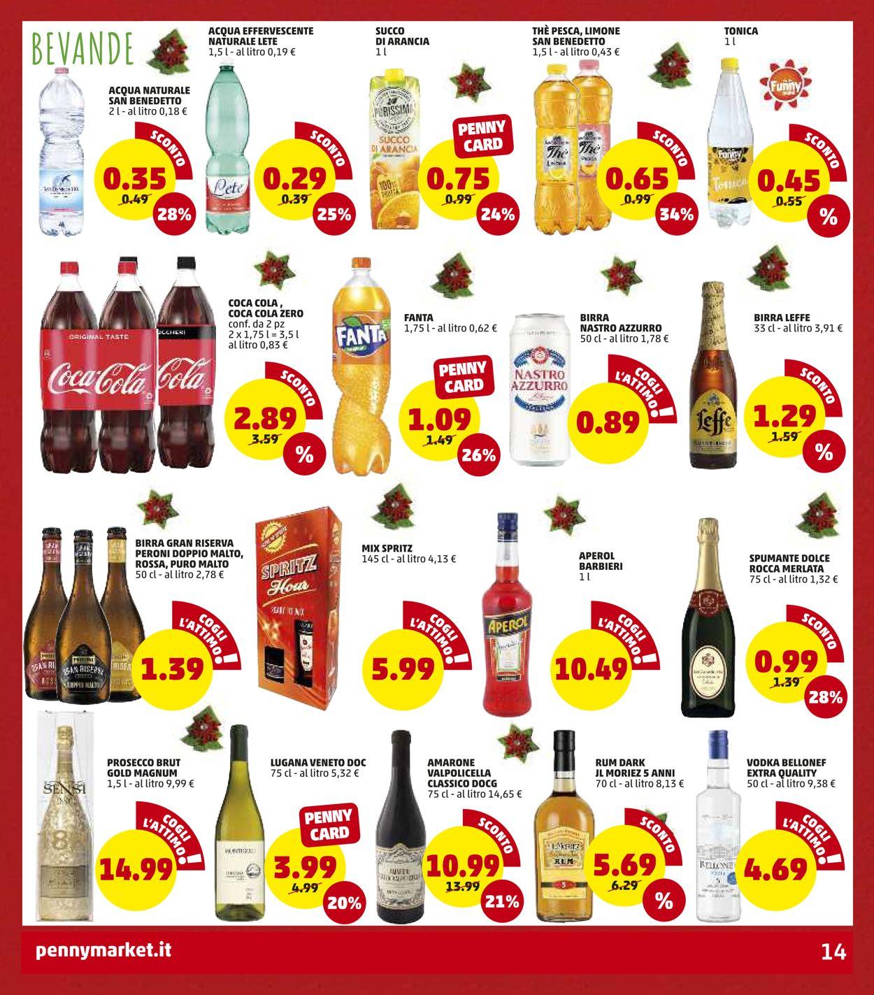 Volantino Penny Market - Natale 2020 - Locale - Offerte 14/12-27/12/2020 (Pagina 14)