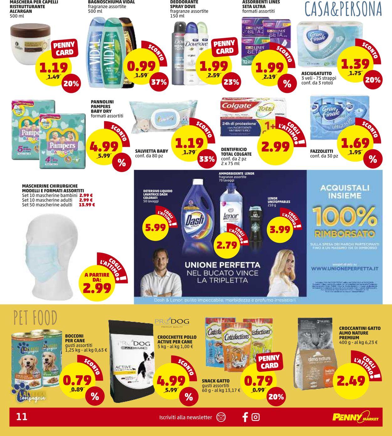 Volantino Penny Market - Sicilia - Offerte 07/01-17/01/2021 (Pagina 11)