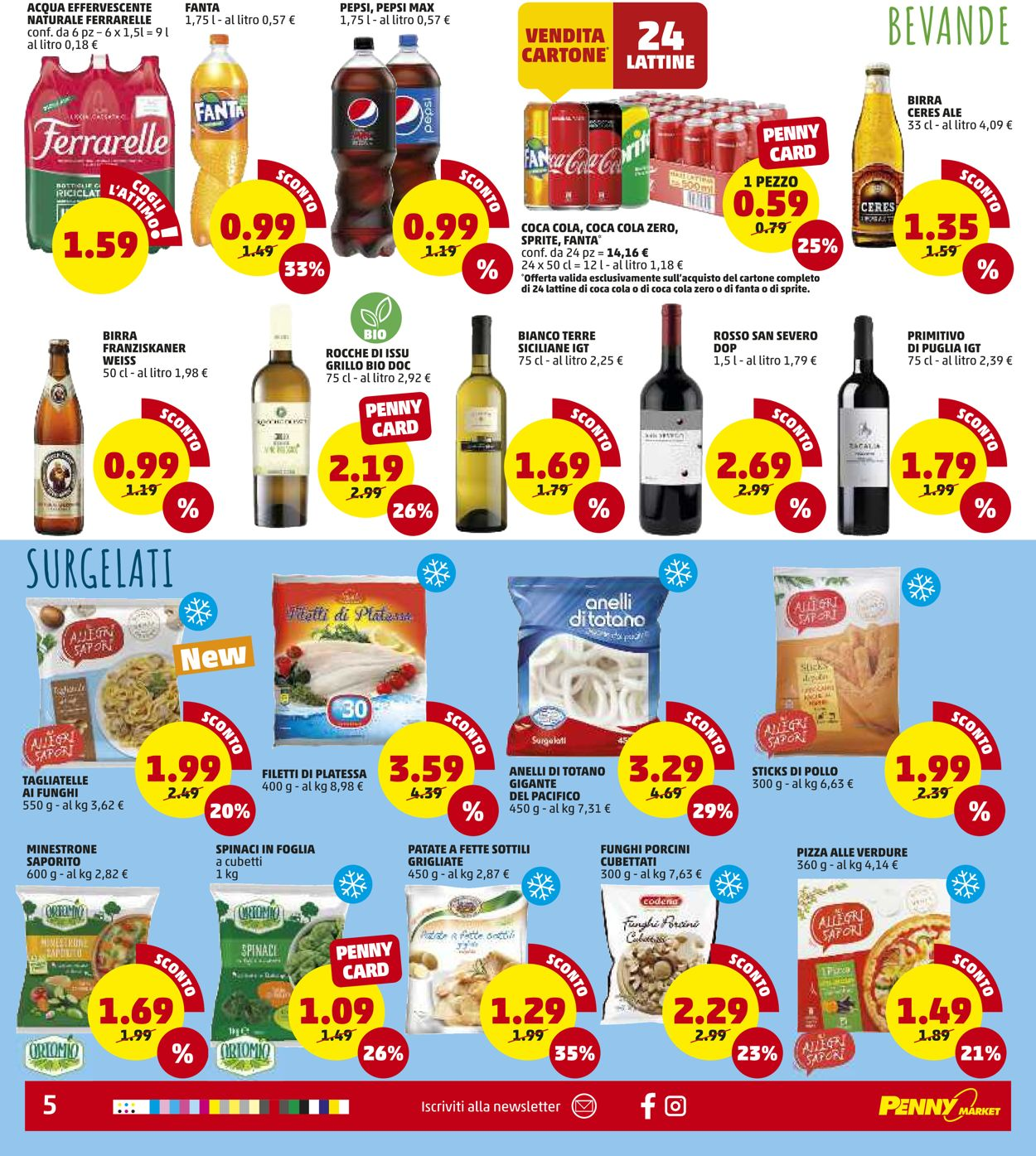 Volantino Penny Market - Offerte 14/01-20/01/2021 (Pagina 5)