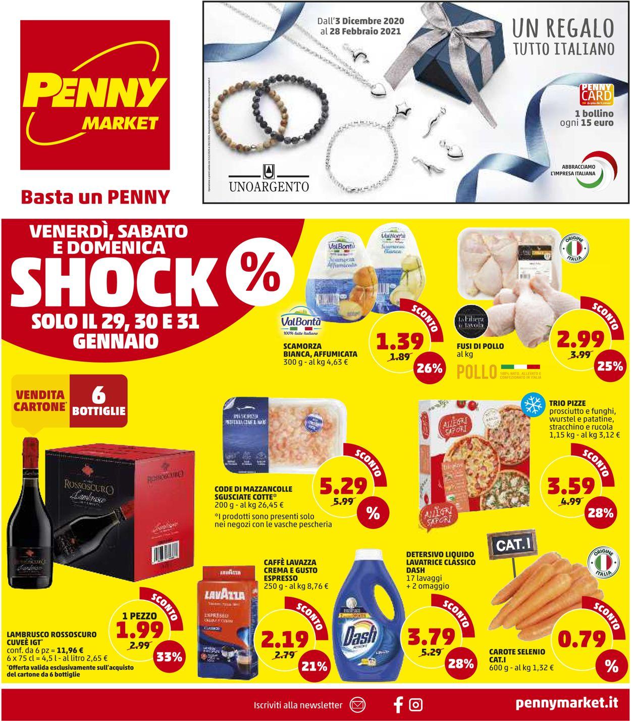 Volantino Penny Market - Offerte 28/01-03/02/2021 (Pagina 12)