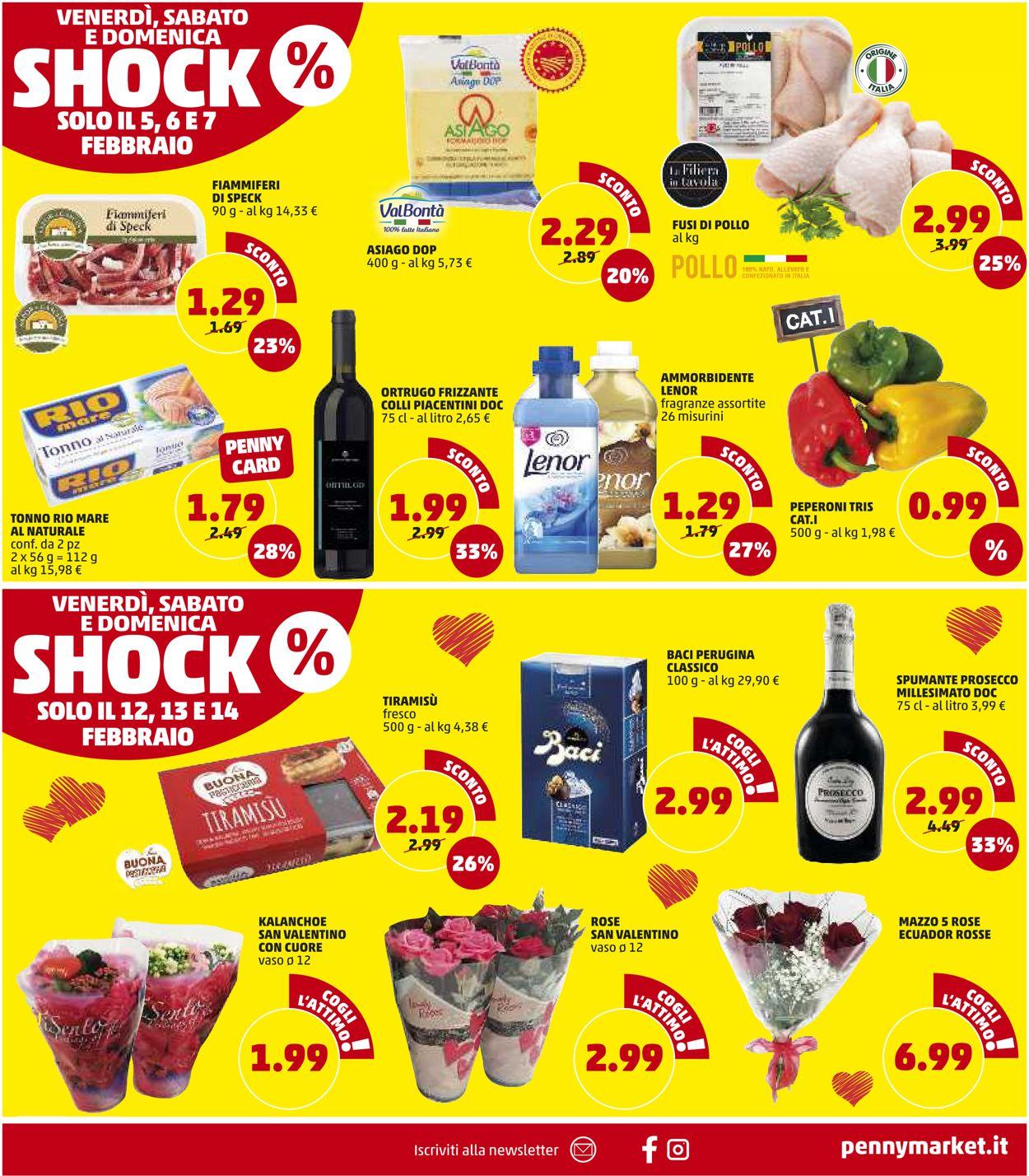 Volantino Penny Market - Sicilia - Offerte 04/02-14/02/2021 (Pagina 16)