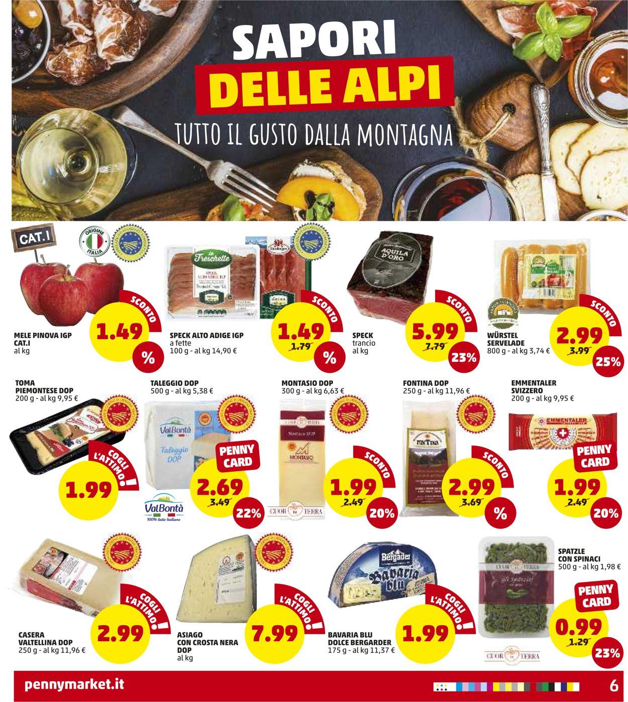 Volantino Penny Market - Offerte 11/02-17/02/2021 (Pagina 6)