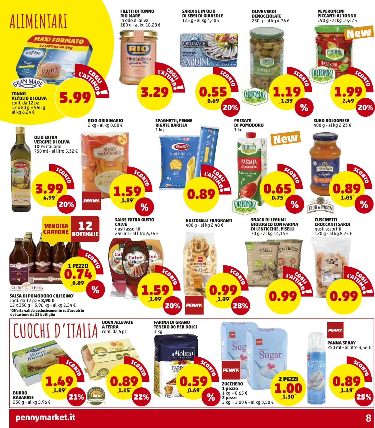 Volantino Penny Market - Offerte 11/02-17/02/2021 (Pagina 8)