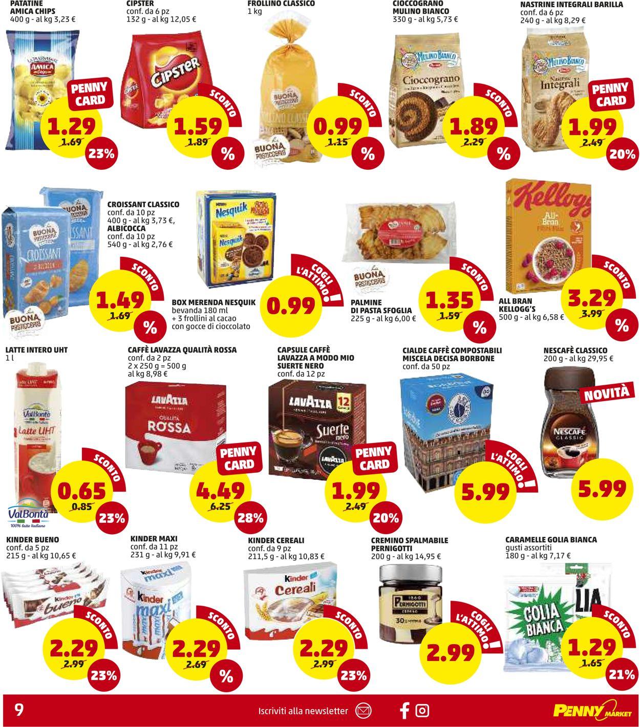 Volantino Penny Market - Offerte 11/02-17/02/2021 (Pagina 9)