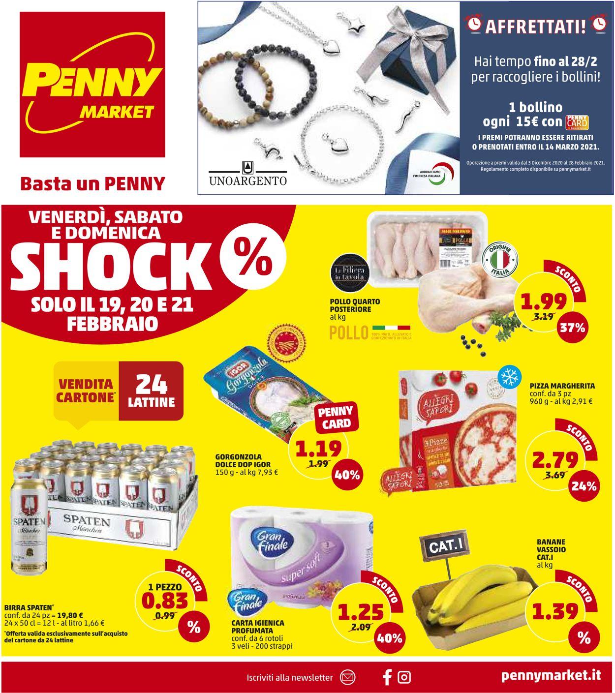 Volantino Penny Market - Offerte 18/02-24/02/2021 (Pagina 16)