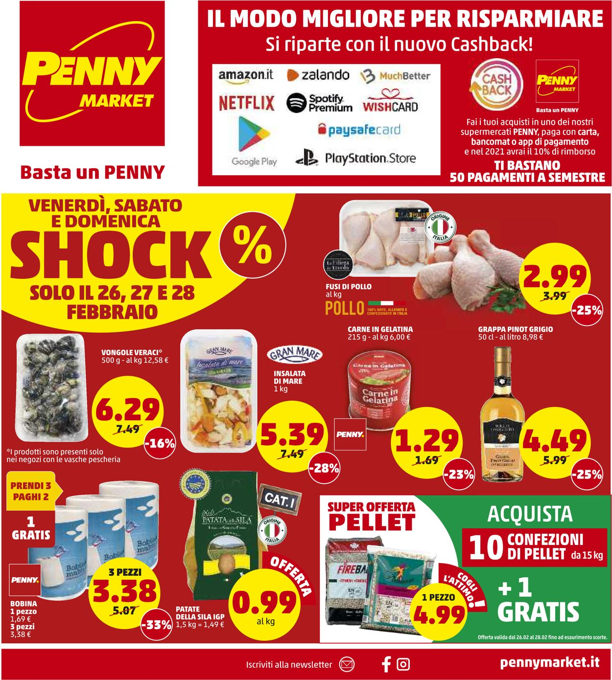 Volantino Penny Market - Offerte 25/02-03/03/2021 (Pagina 12)