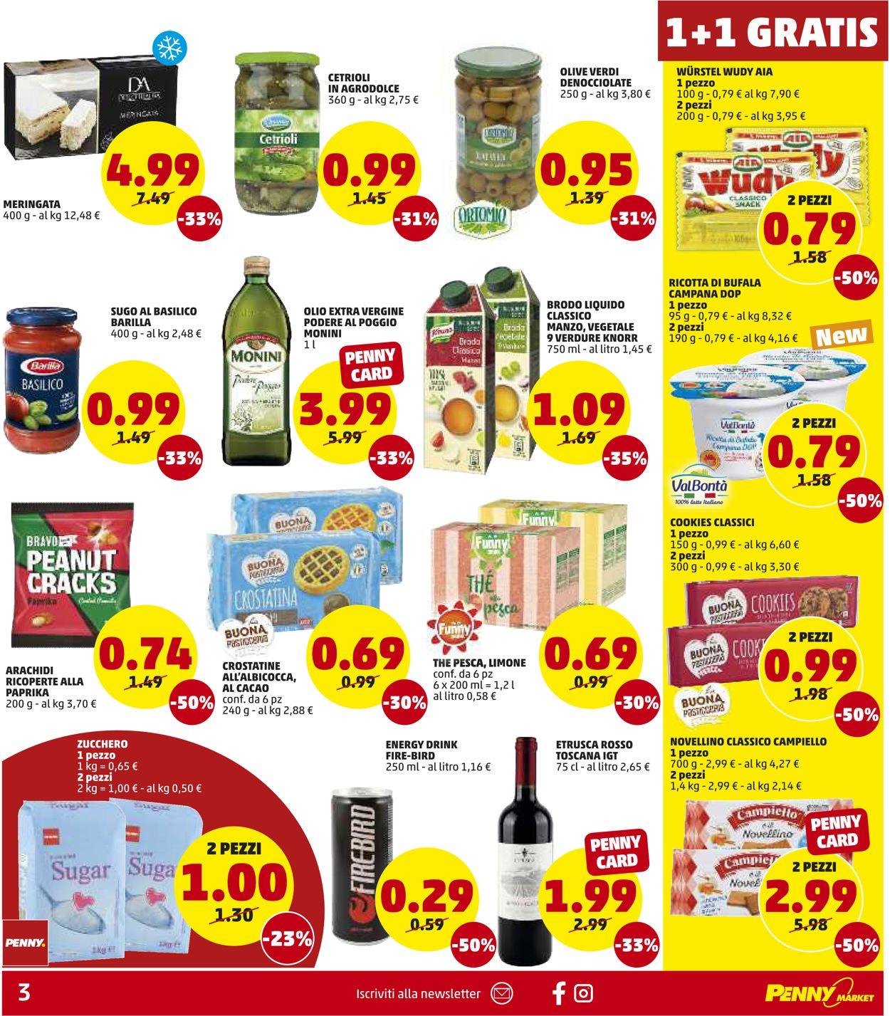 Volantino Penny Market - Offerte 04/03-14/03/2021 (Pagina 3)