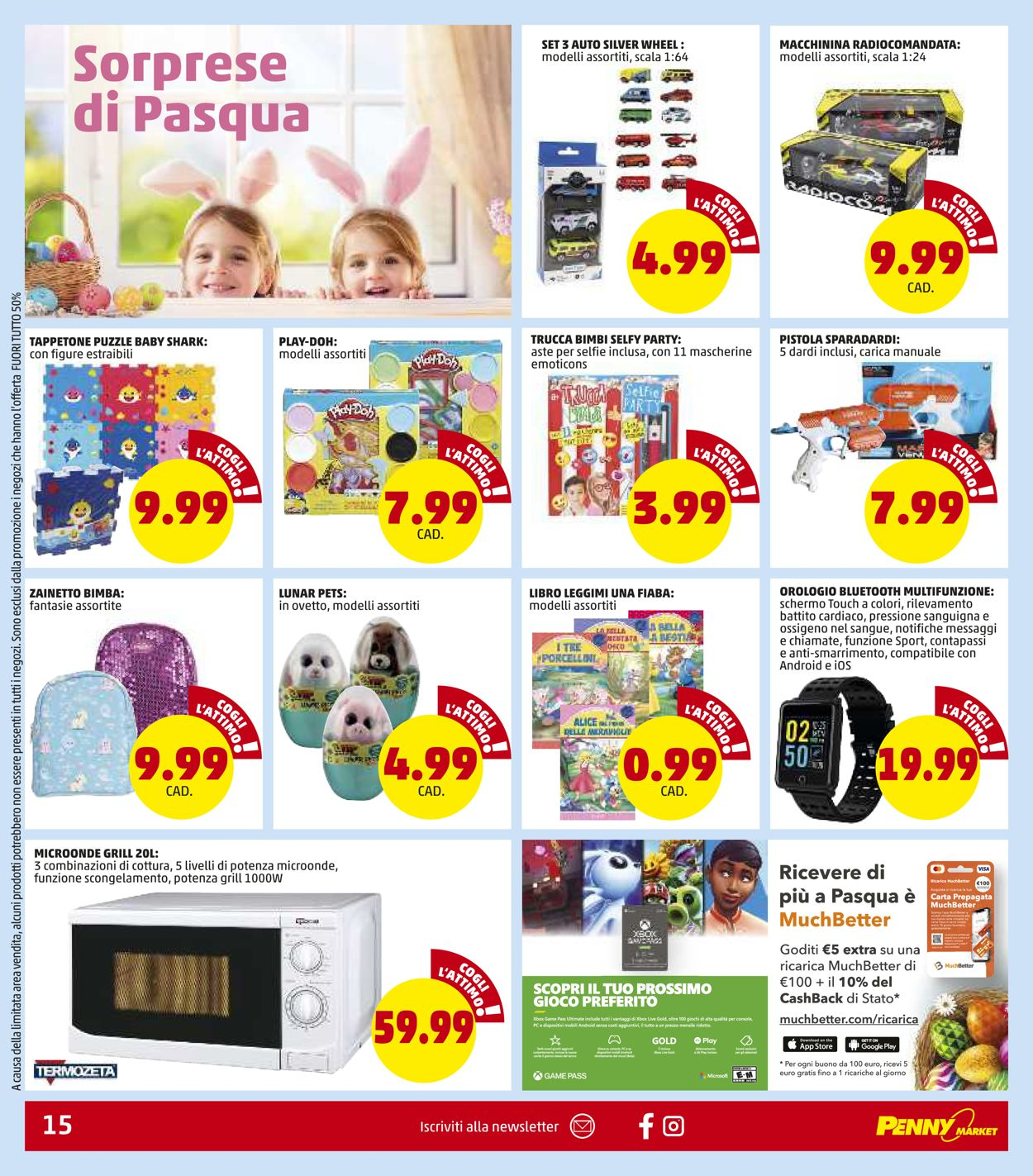 Volantino Penny Market - Offerte 18/03-28/03/2021 (Pagina 15)