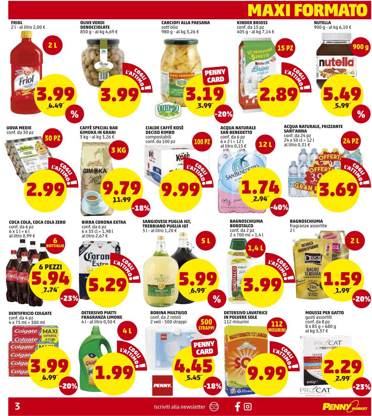 Volantino Penny Market - Offerte 24/06-04/07/2021 (Pagina 3)