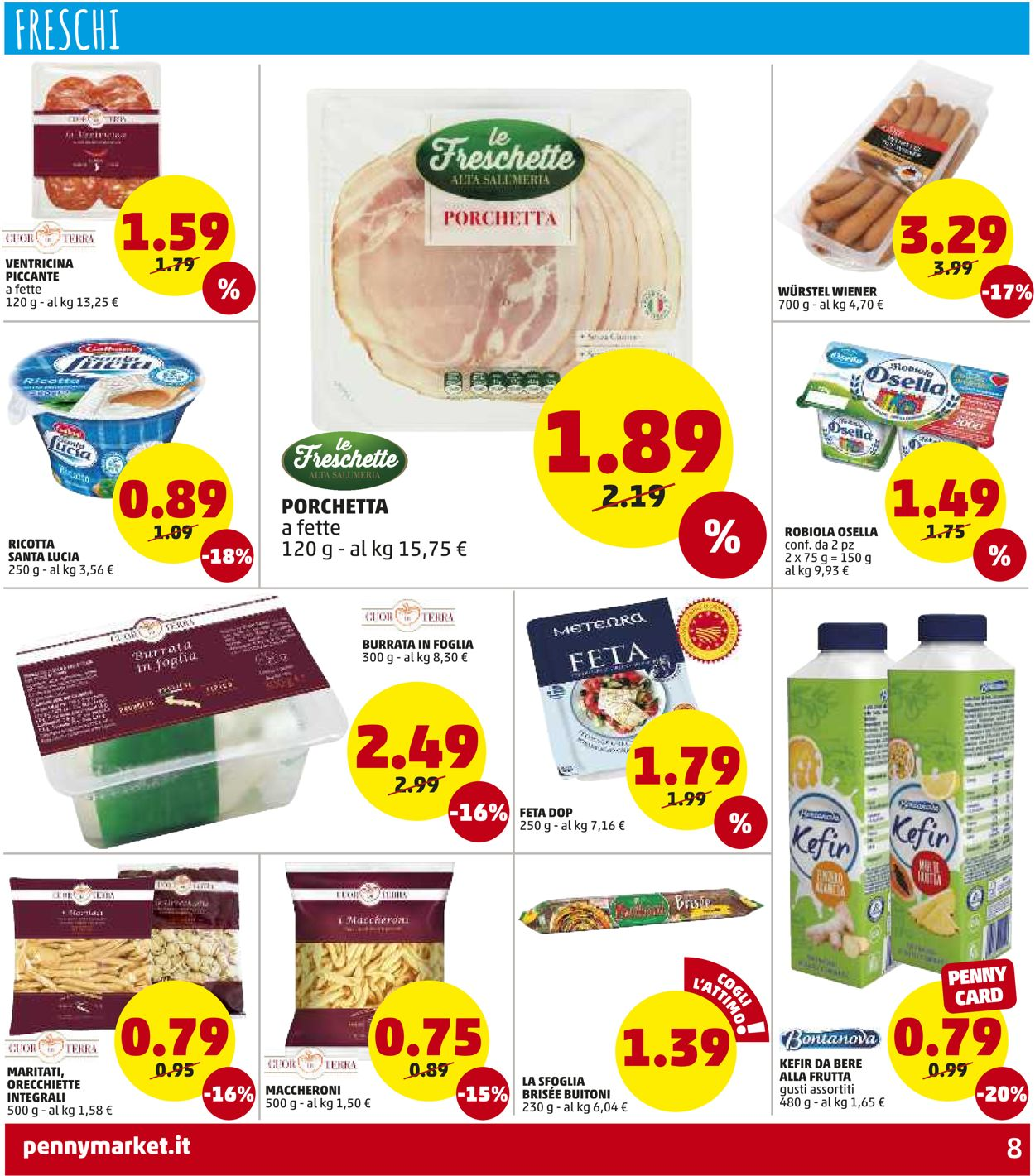 Volantino Penny Market - Offerte 24/06-04/07/2021 (Pagina 8)
