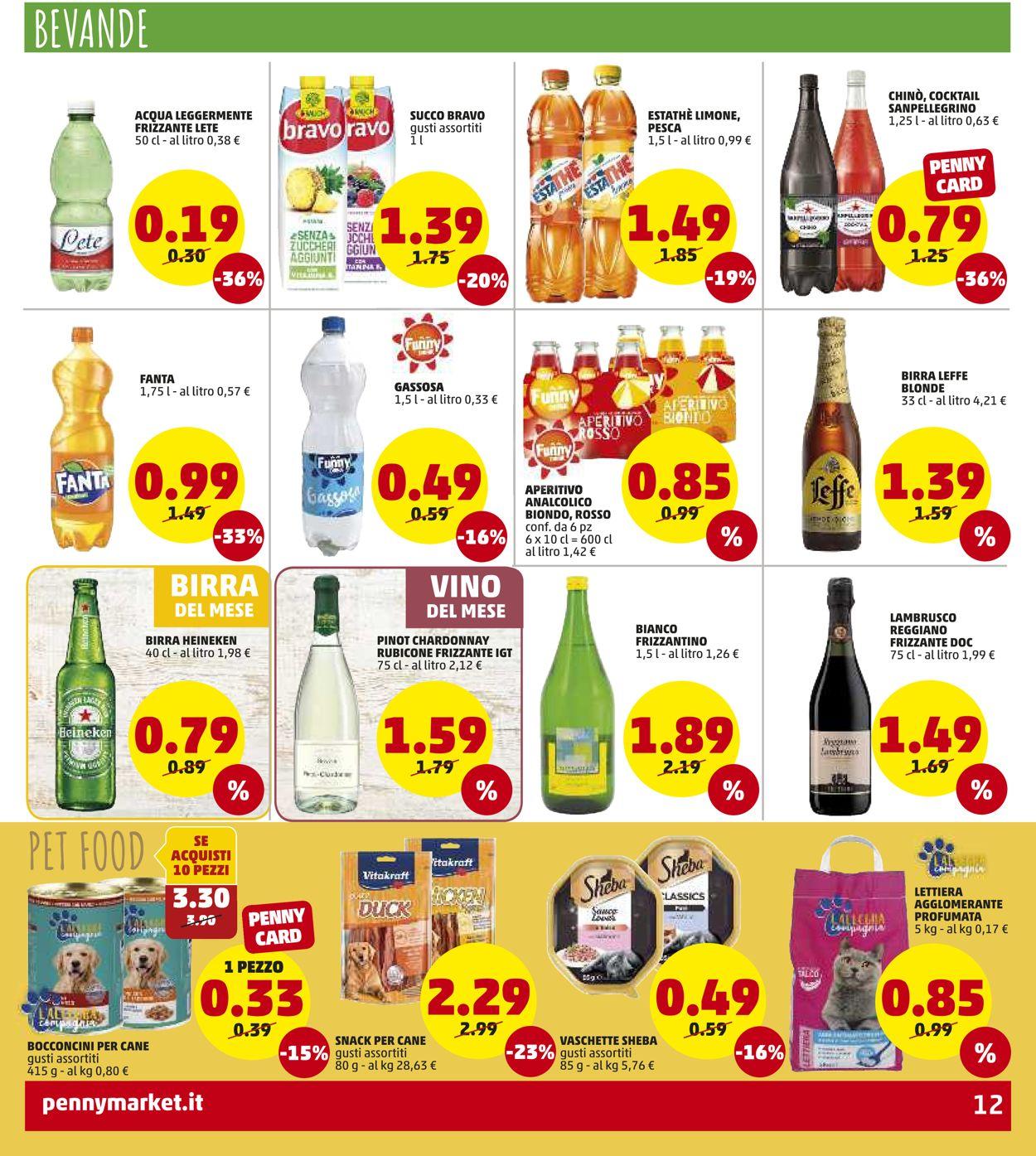 Volantino Penny Market - Offerte 24/06-04/07/2021 (Pagina 12)