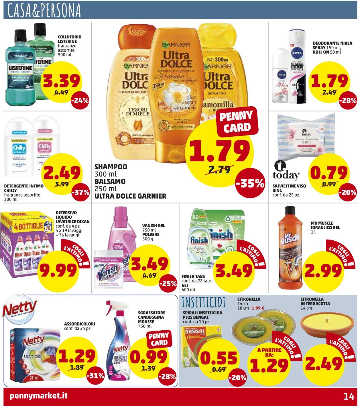 Volantino Penny Market - Offerte 24/06-04/07/2021 (Pagina 14)