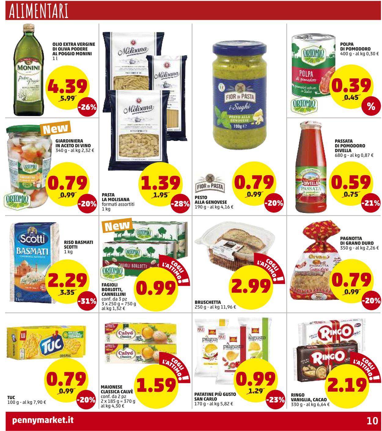 Volantino Penny Market - Offerte 08/07-18/07/2021 (Pagina 10)