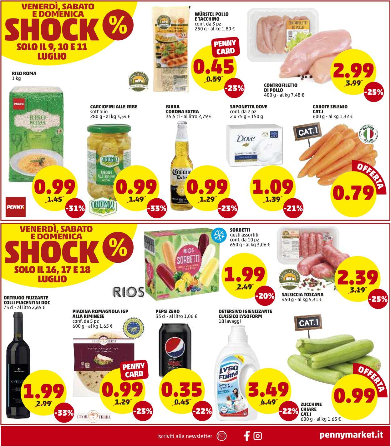 Volantino Penny Market - Offerte 08/07-18/07/2021 (Pagina 16)