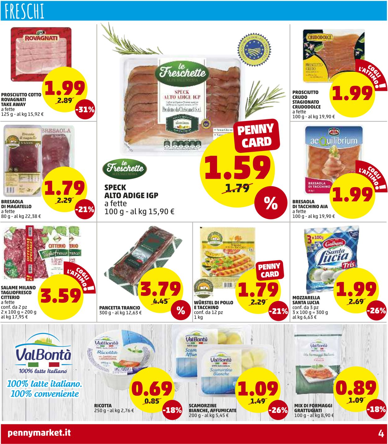 Volantino Penny Market - Offerte 22/07-01/08/2021 (Pagina 4)