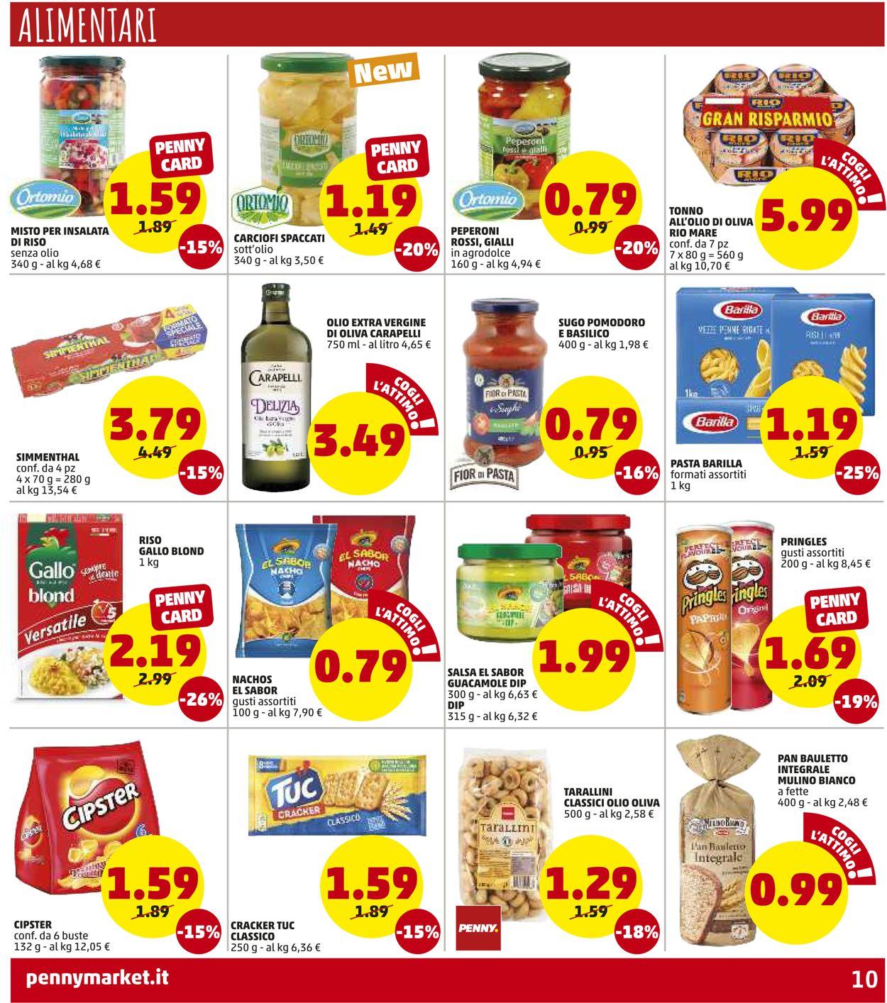 Volantino Penny Market - Offerte 22/07-01/08/2021 (Pagina 10)