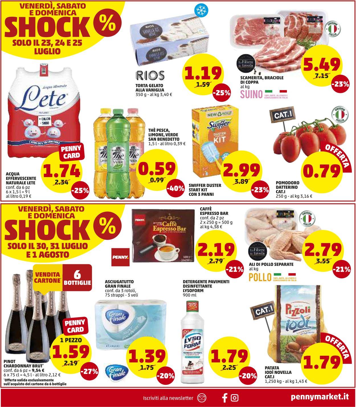Volantino Penny Market - Offerte 22/07-01/08/2021 (Pagina 16)