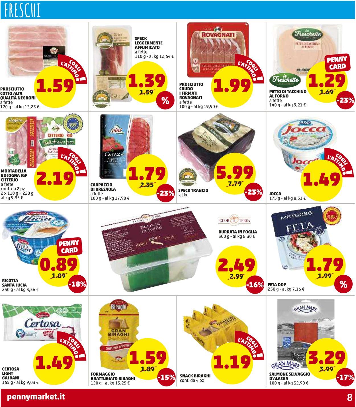Volantino Penny Market - Offerte 05/08-15/08/2021 (Pagina 8)