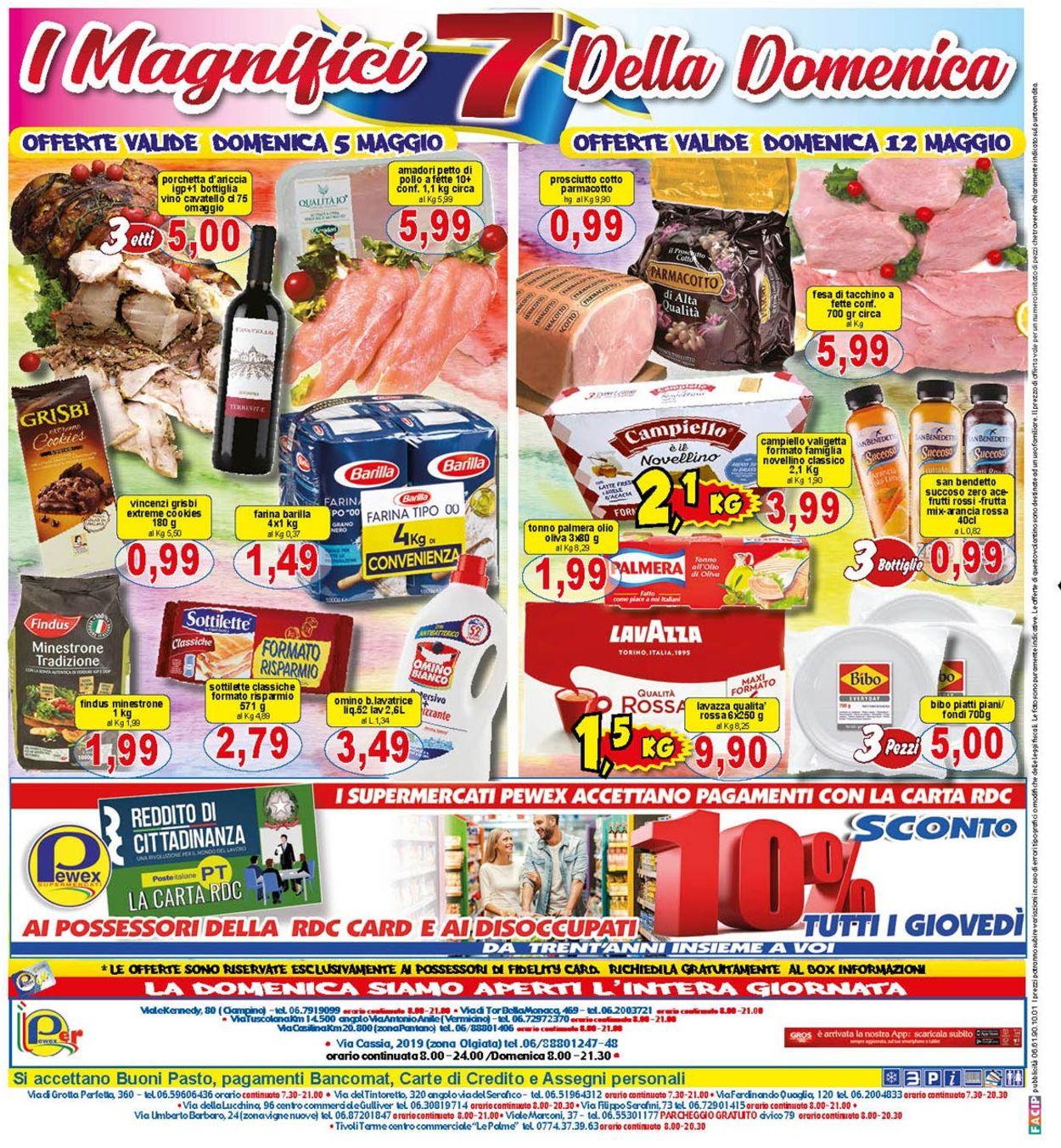 Volantino Pewex - Offerte 03/05-14/05/2019 (Pagina 32)