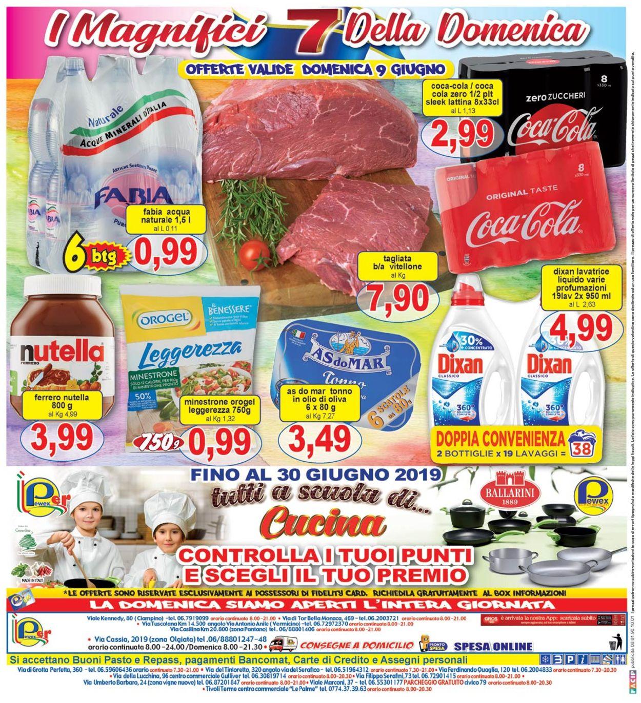 Volantino Pewex - Offerte 05/06-13/06/2019 (Pagina 24)
