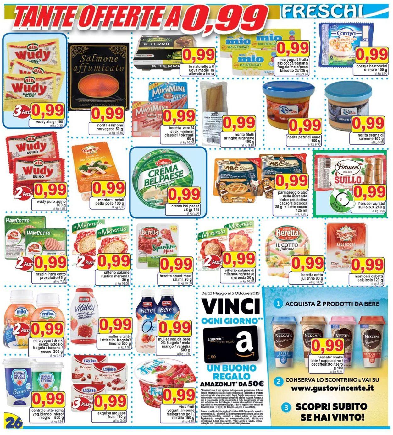 Volantino Pewex - Offerte 06/09-17/09/2019 (Pagina 26)