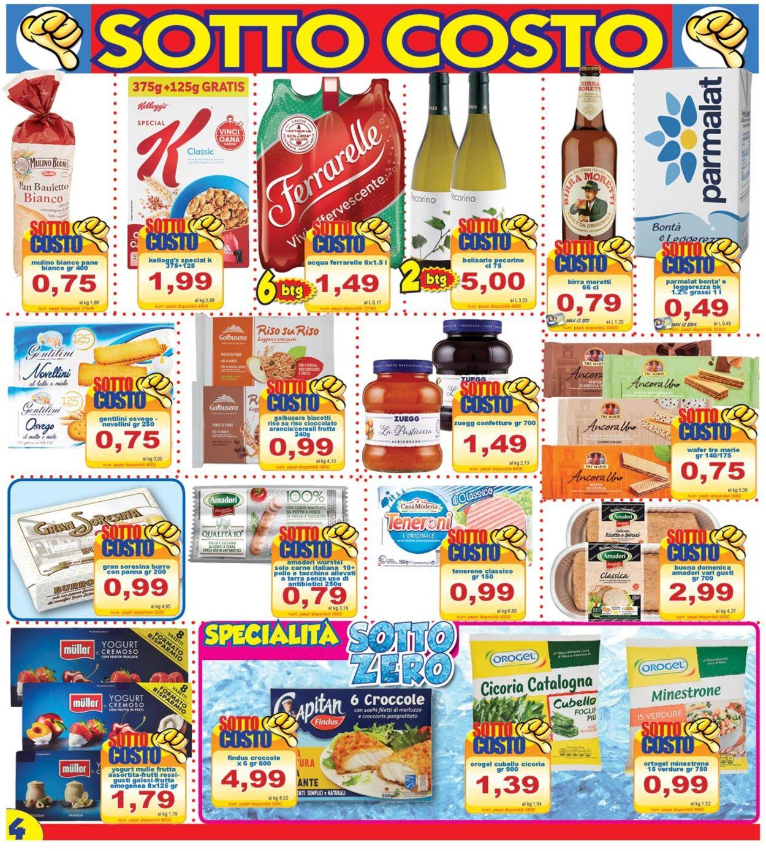 Volantino Pewex - Offerte 06/11-14/11/2019 (Pagina 4)