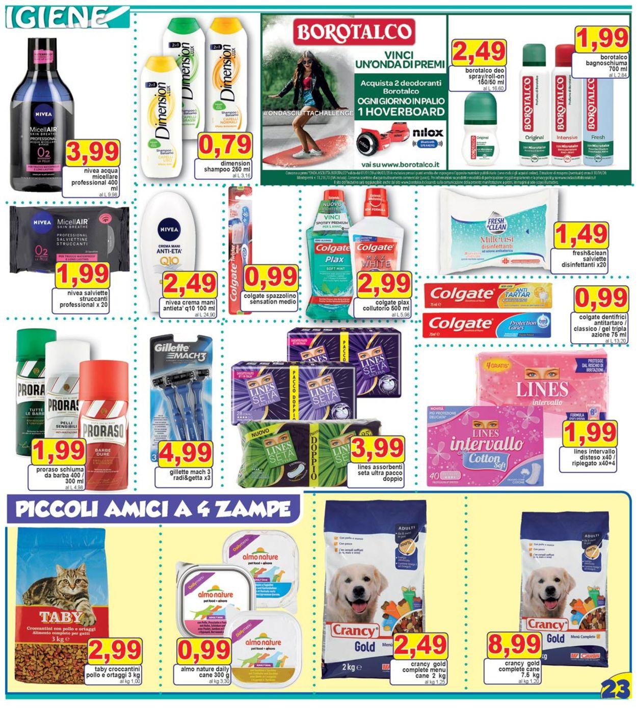 Volantino Pewex - Offerte 07/01-16/01/2020 (Pagina 23)