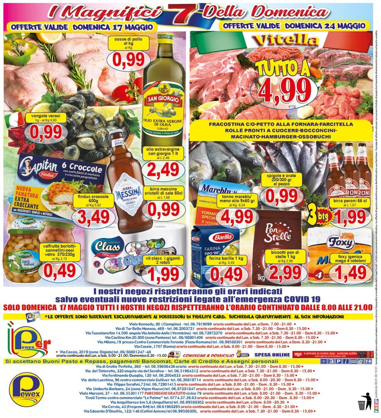 Volantino Pewex - Offerte 15/05-26/05/2020 (Pagina 24)