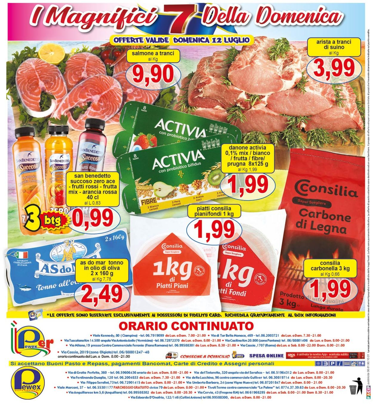Volantino Pewex - Offerte 08/07-16/07/2020 (Pagina 24)