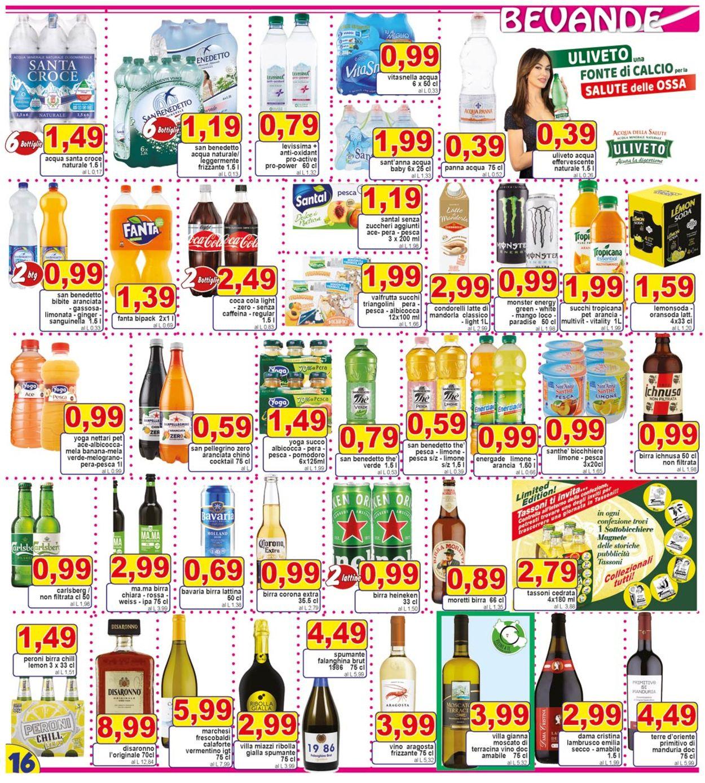 Volantino Pewex - Offerte 29/07-06/08/2020 (Pagina 16)