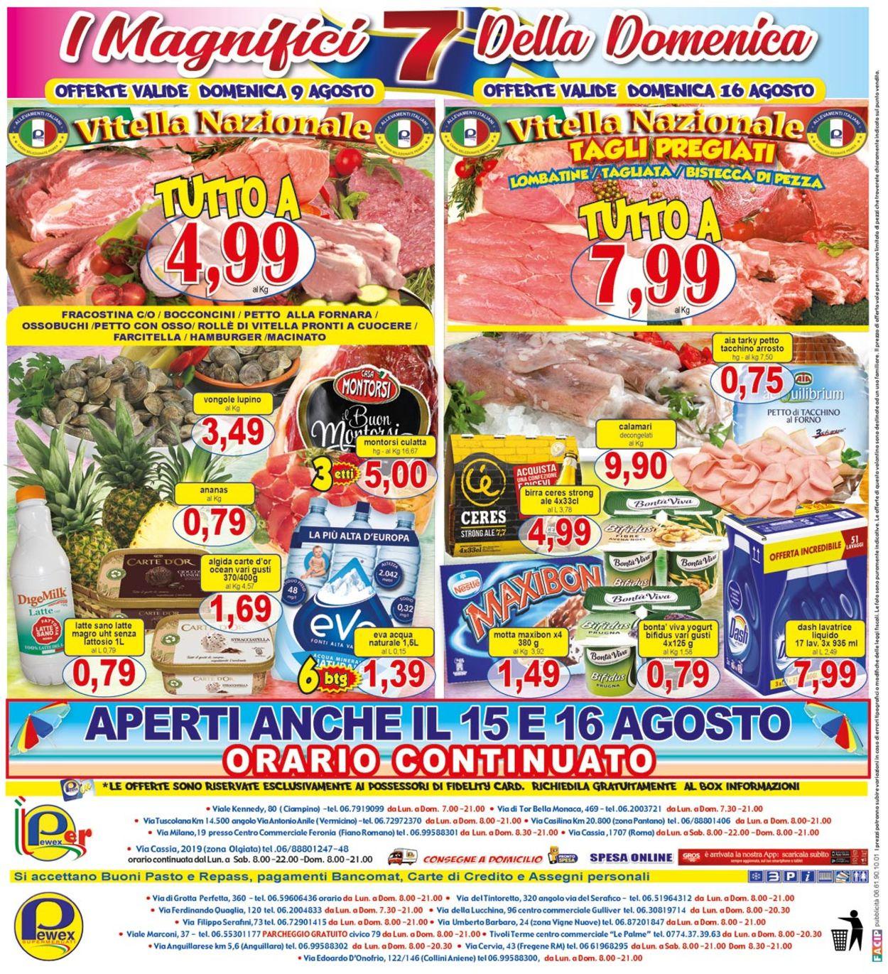 Volantino Pewex - Offerte 07/08-18/08/2020 (Pagina 24)