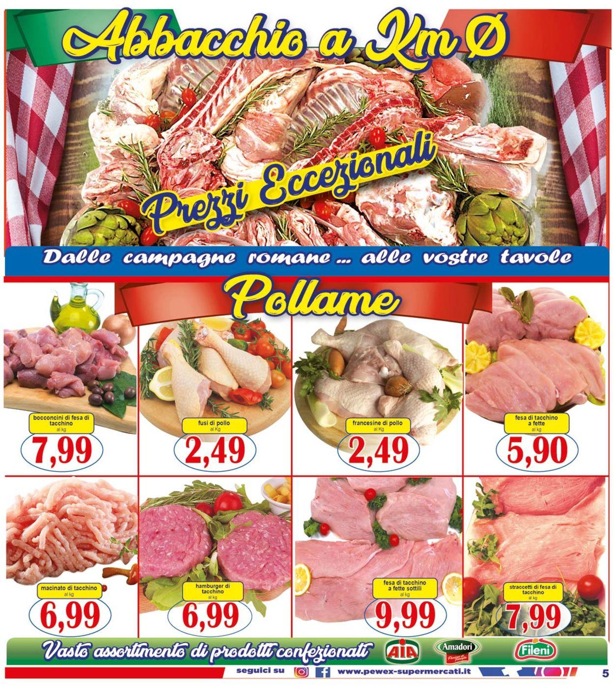 Volantino Pewex - Offerte 19/02-02/03/2021 (Pagina 5)