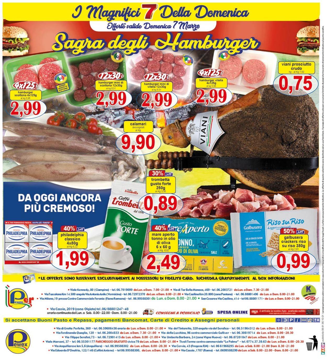 Volantino Pewex - Offerte 03/03-11/03/2021 (Pagina 24)