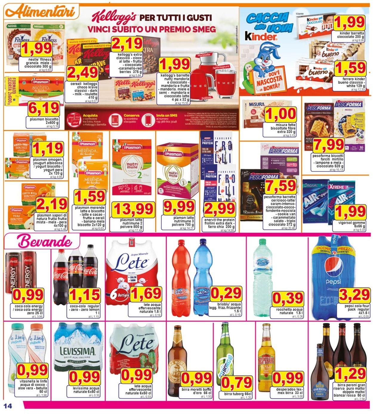 Volantino Pewex - Offerte 12/03-23/03/2021 (Pagina 14)
