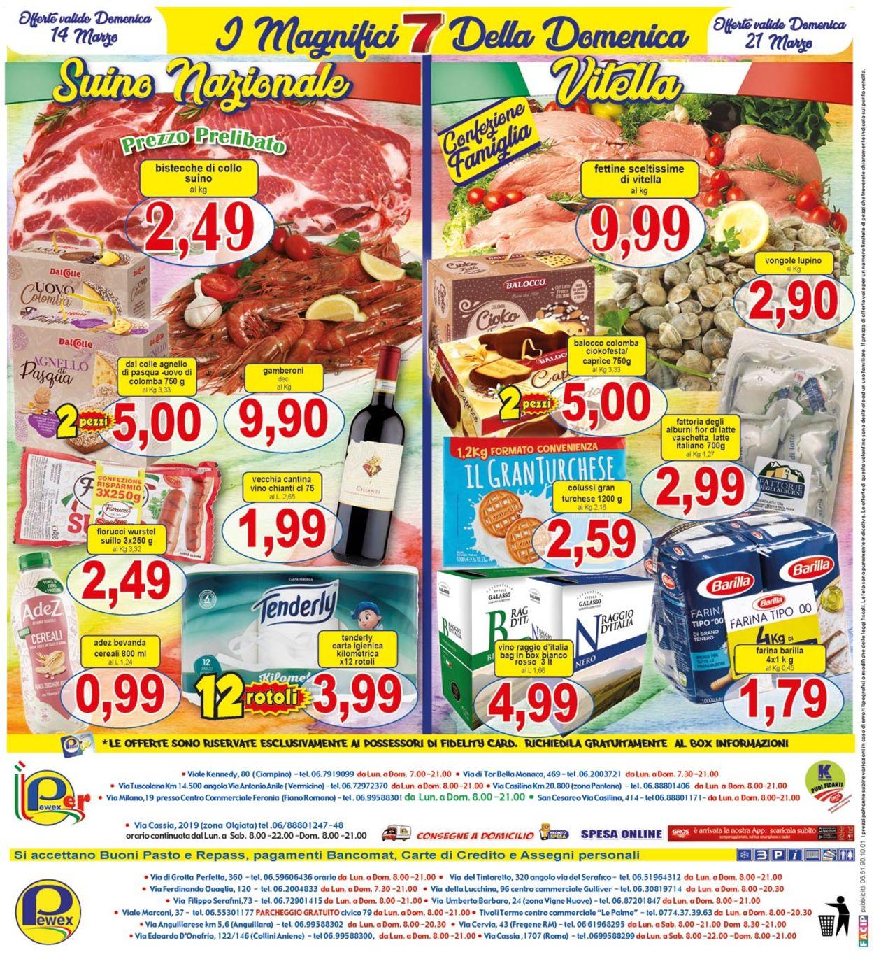 Volantino Pewex - Offerte 12/03-23/03/2021 (Pagina 24)