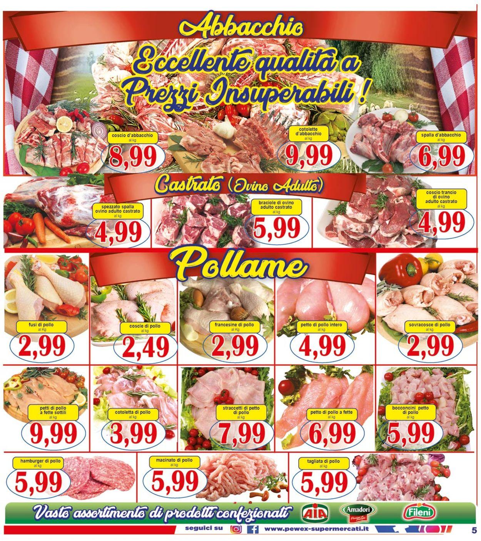 Volantino Pewex - Offerte 06/04-15/04/2021 (Pagina 5)