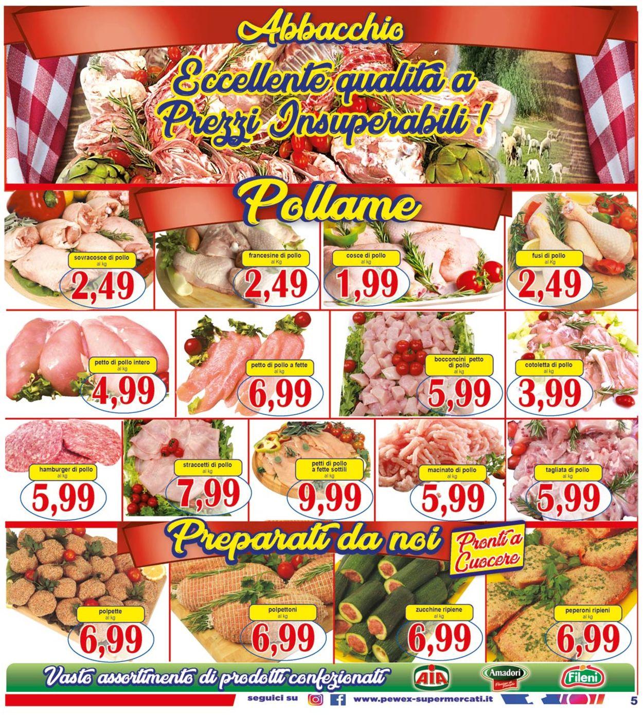 Volantino Pewex - Offerte 16/04-27/04/2021 (Pagina 5)