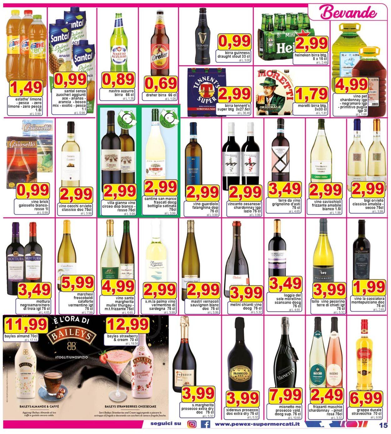 Volantino Pewex - Offerte 16/04-27/04/2021 (Pagina 15)