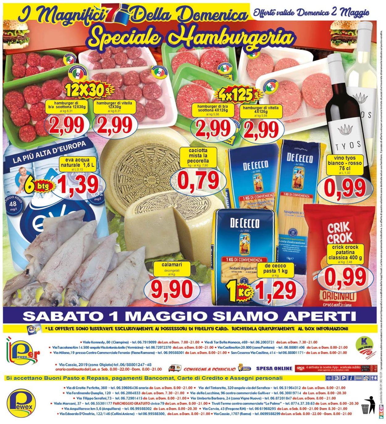 Volantino Pewex - Offerte 28/04-06/05/2021 (Pagina 24)
