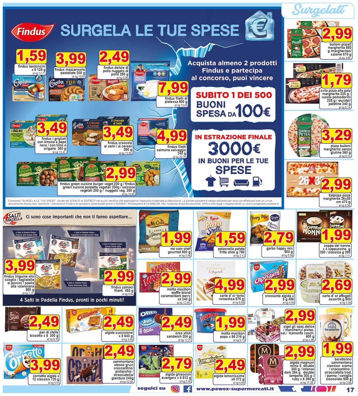 Volantino Pewex - Offerte 06/05-18/05/2021 (Pagina 17)