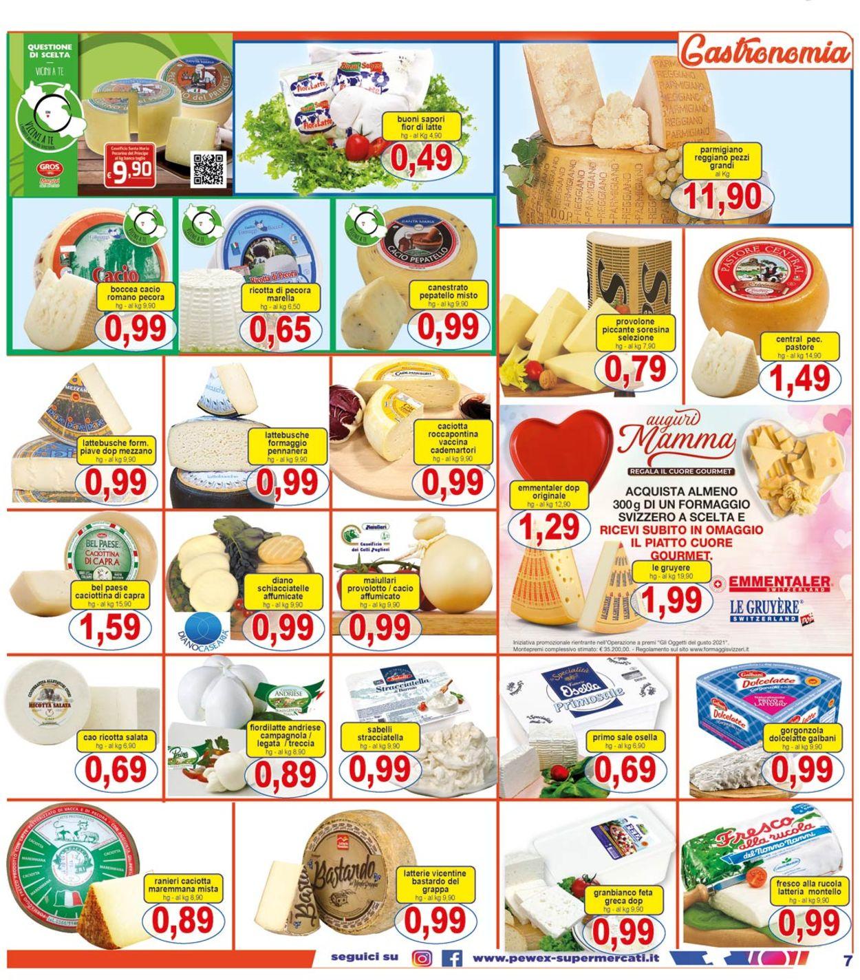 Volantino Pewex - Offerte 07/05-18/05/2021 (Pagina 7)
