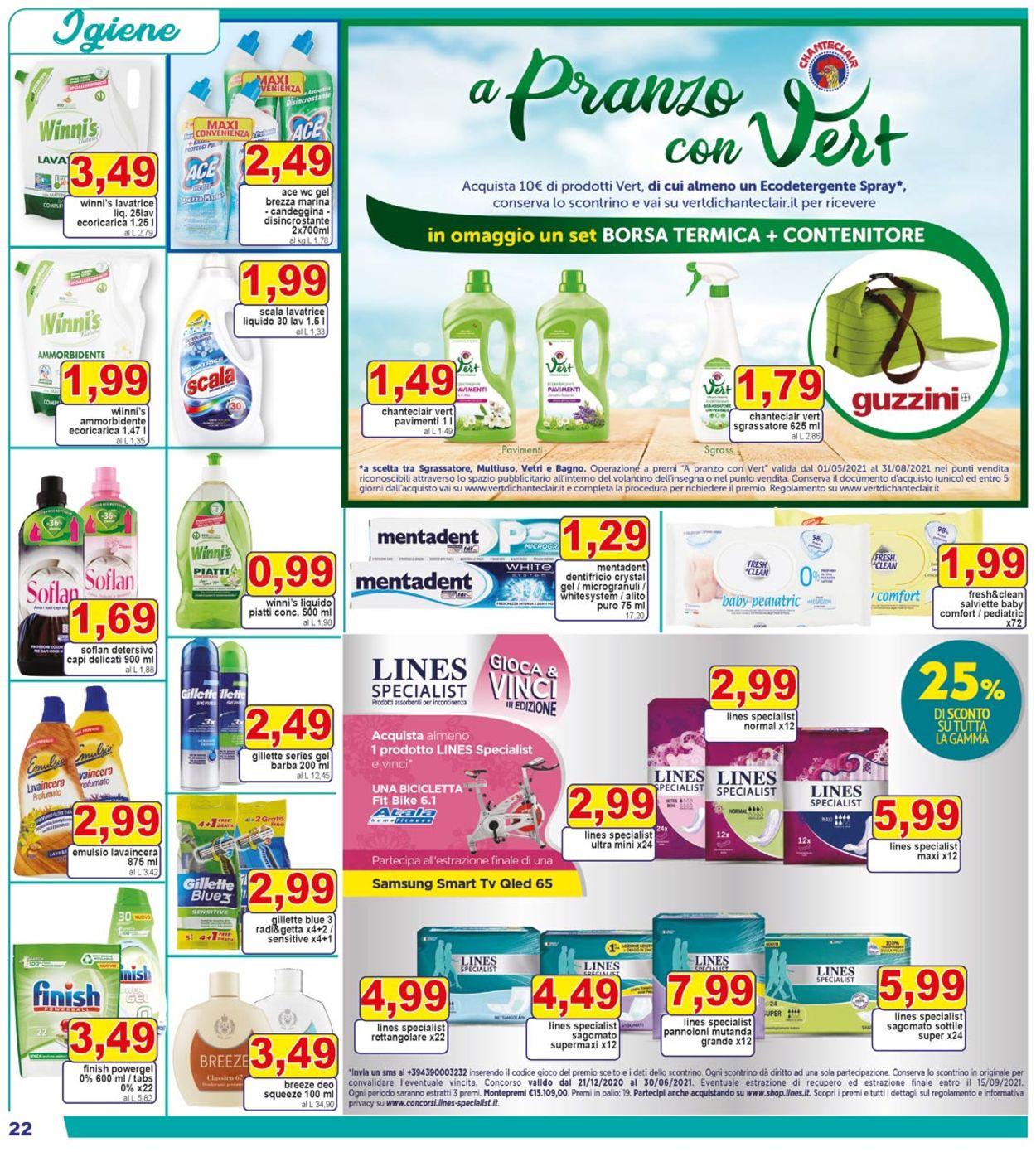 Volantino Pewex - Offerte 07/05-18/05/2021 (Pagina 22)