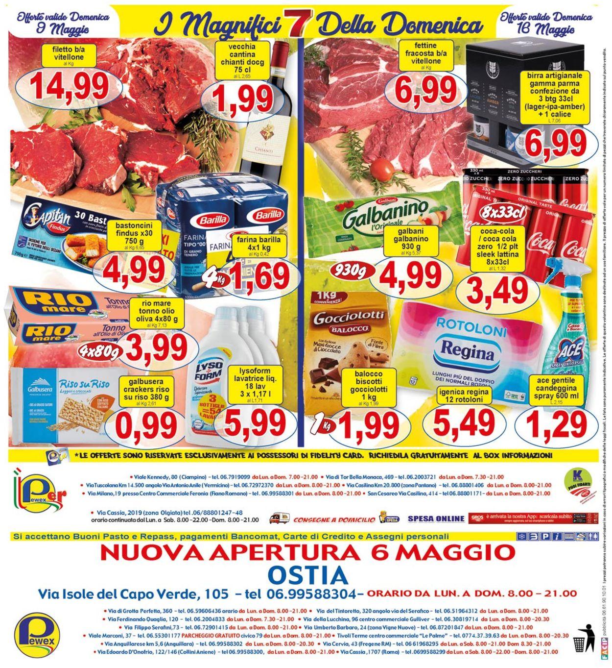 Volantino Pewex - Offerte 07/05-18/05/2021 (Pagina 24)