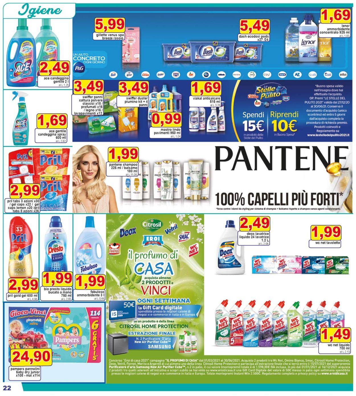 Volantino Pewex - Offerte 19/05-27/05/2021 (Pagina 22)