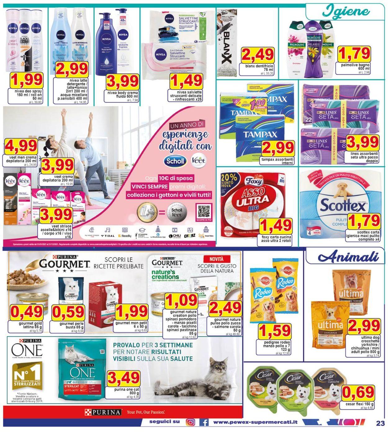 Volantino Pewex - Offerte 19/05-27/05/2021 (Pagina 23)