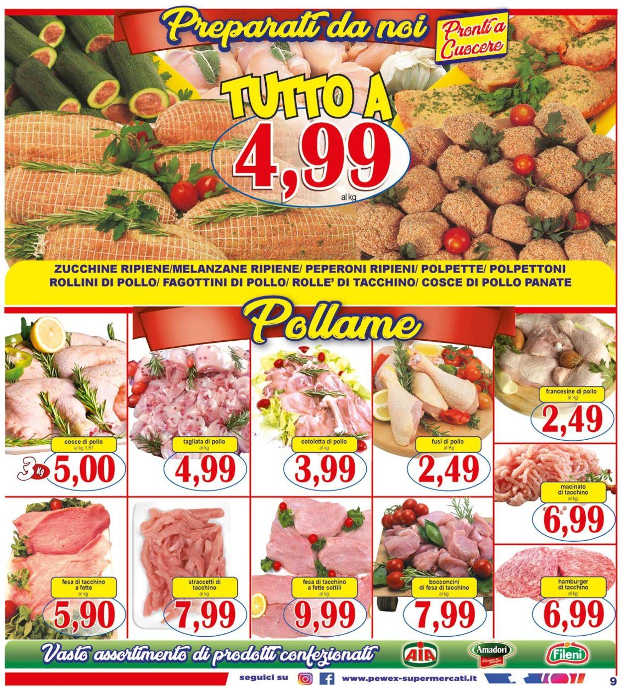 Volantino Pewex - Offerte 28/05-08/06/2021 (Pagina 9)