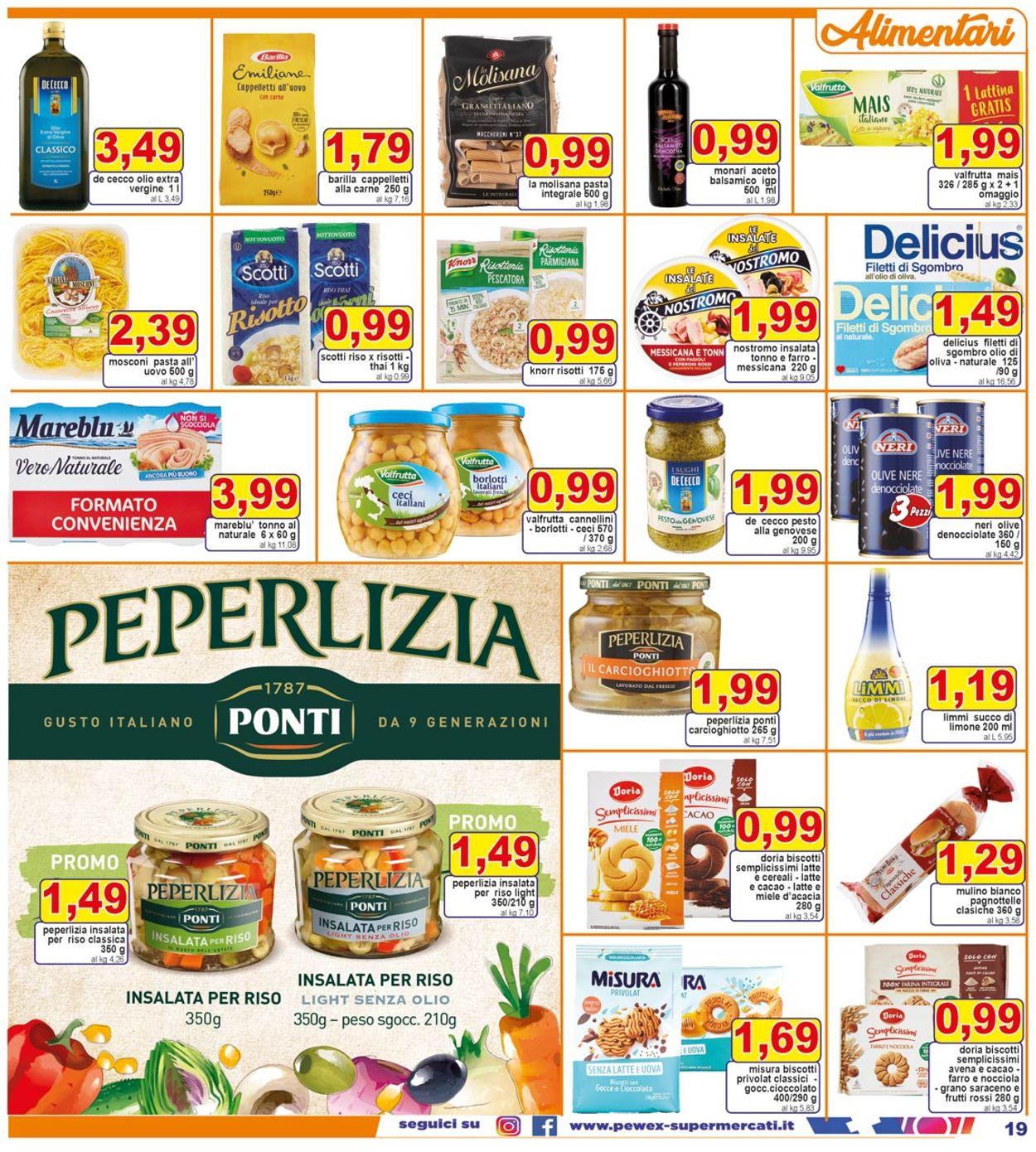 Volantino Pewex - Offerte 28/05-08/06/2021 (Pagina 19)