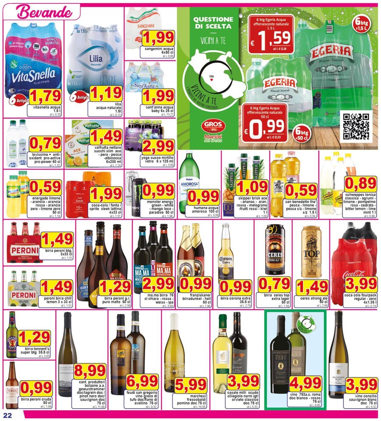Volantino Pewex - Offerte 28/05-08/06/2021 (Pagina 22)